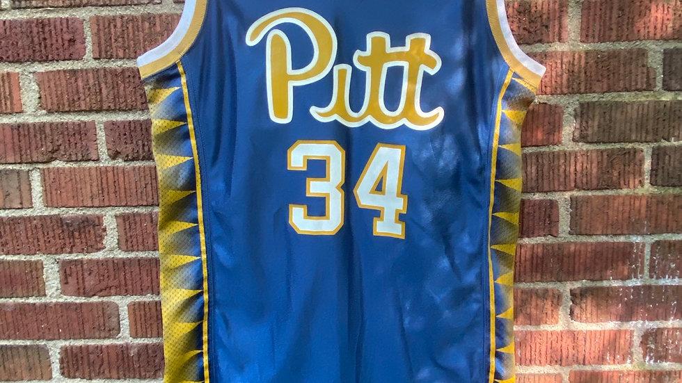 Pitt Women's Basketball Game Worn Jersey