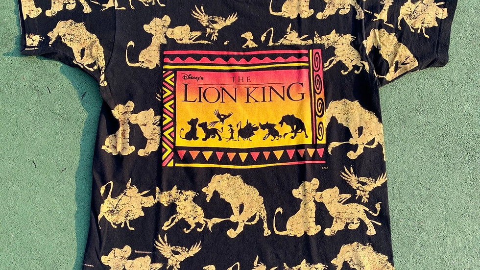 90's The Lion King All Over Print