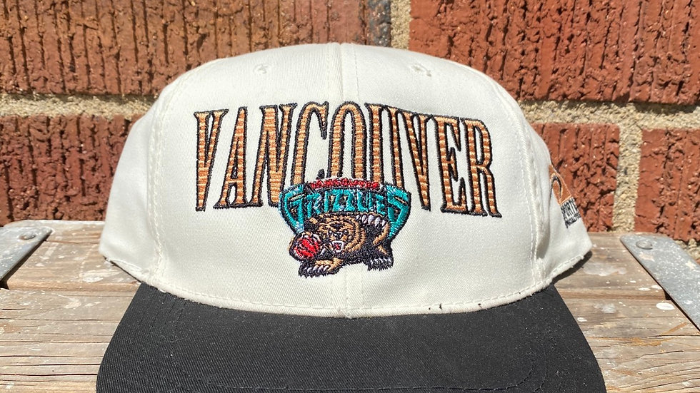 Vancouver Grizzles Sports Specialties Snapback