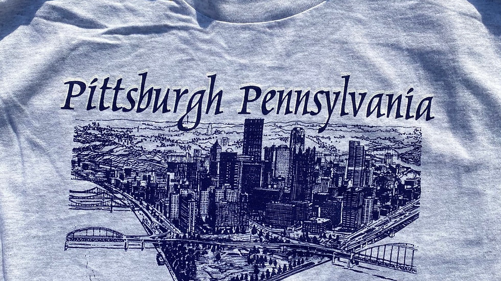 90's Pittsburgh Pennsylvania USA Tee