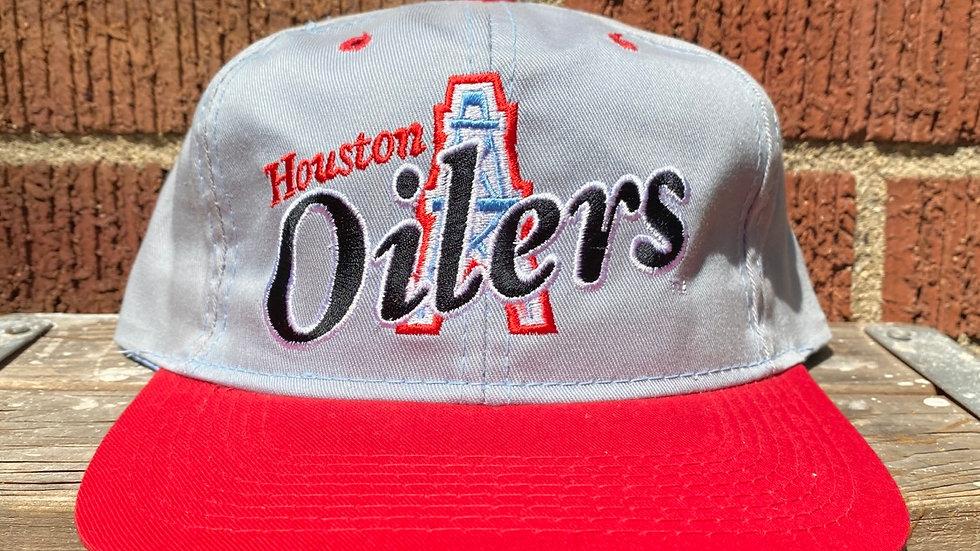 90's Houston Oilers Snapback