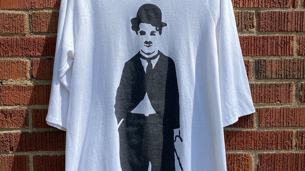 80's Charlie Chaplin Shirt