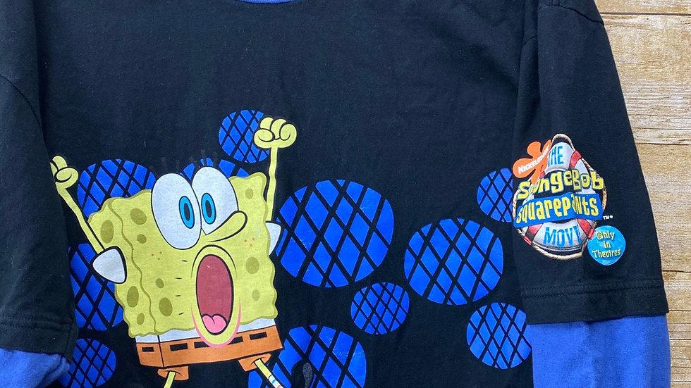 Spongebob The Movie Tee