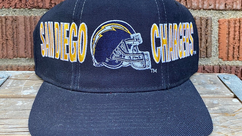 San Diego Chargers Tri Logo Snapback