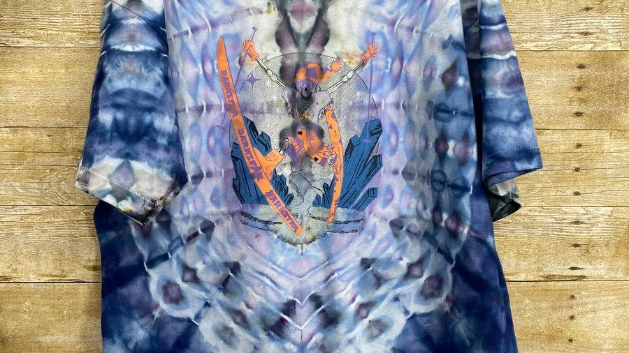 90's Grateful Dead Skiier Custom Dye