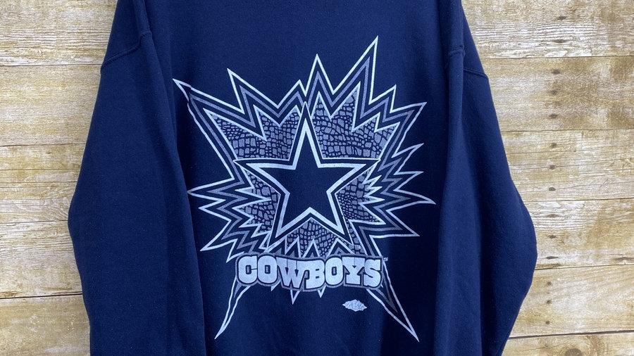Dallas Cowboys Star Crewneck