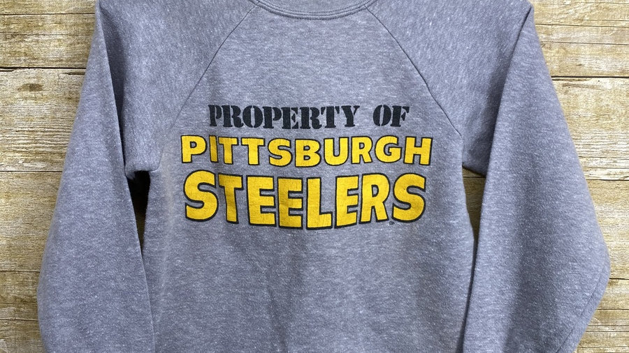 Property of Pittsburgh Steelers