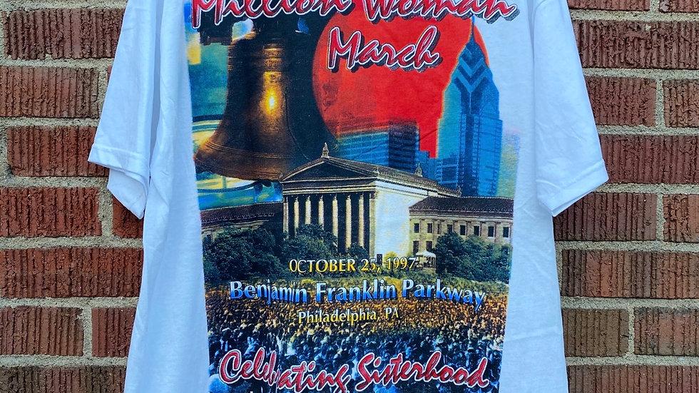 1997 Million Woman March Tee
