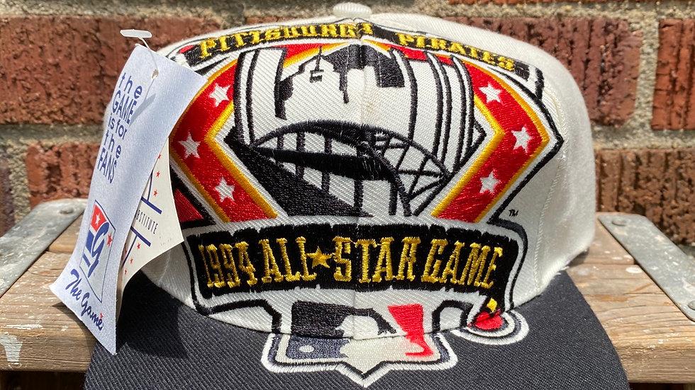 1994 All Star Game Pirates Big Logo