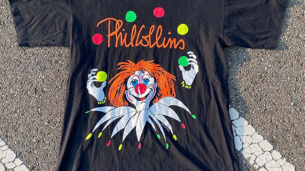 1990 Phil Collins But Seriously Tee
