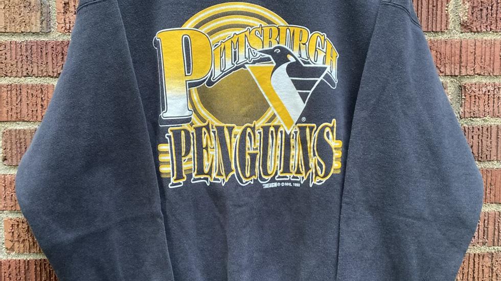 1993 Penguins Crewneck