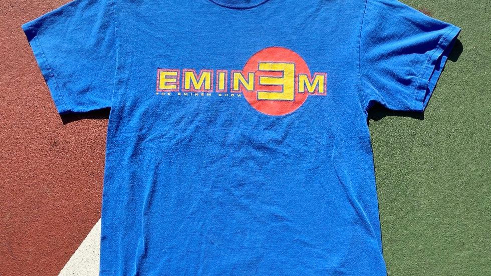 2002 Eminem Show T Shirt