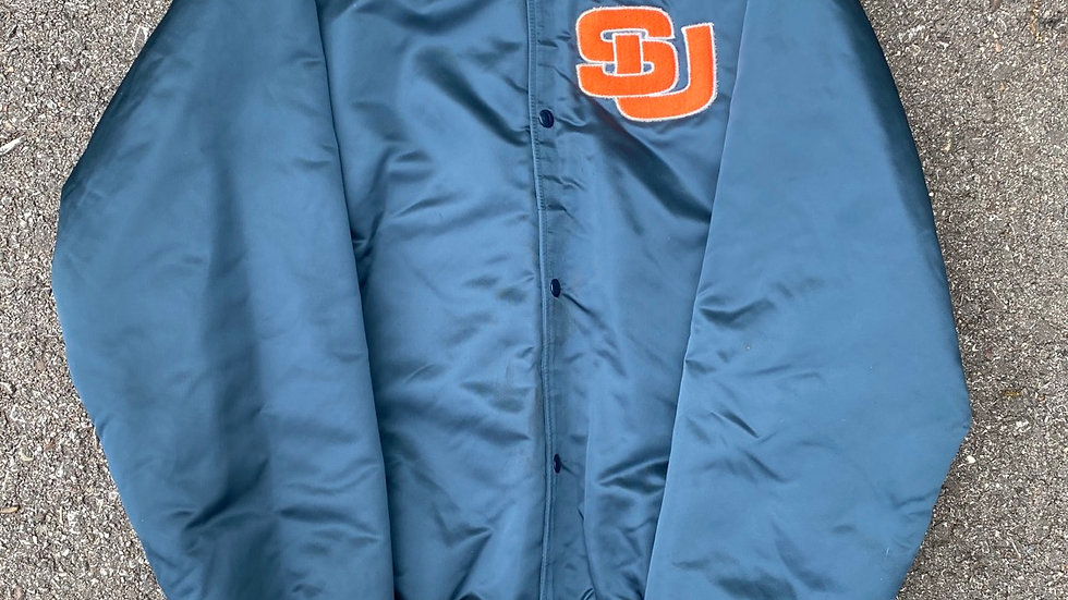 Syracuse Chalkline Spell Out Jacket