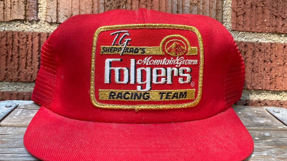 Folger's Trucker Snapback