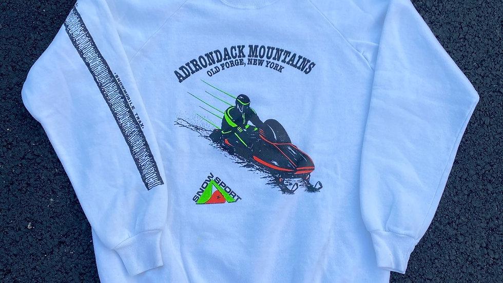 1989 Snowmobile Crewneck
