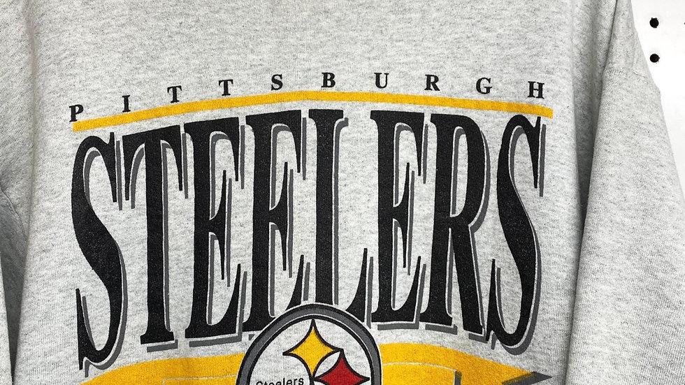 1999 Steelers Spellout Crewneck