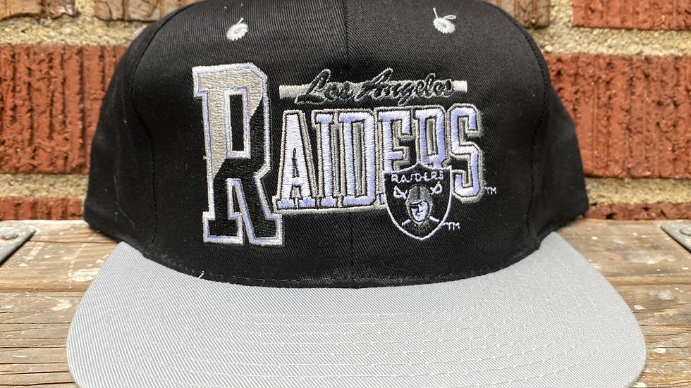 90's Oakland Raiders Snapback