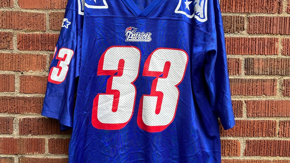 90's Patriots Sam Gash Starter Jersey