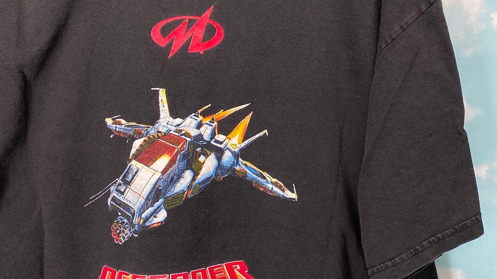 2002 Defender Video Game Tee