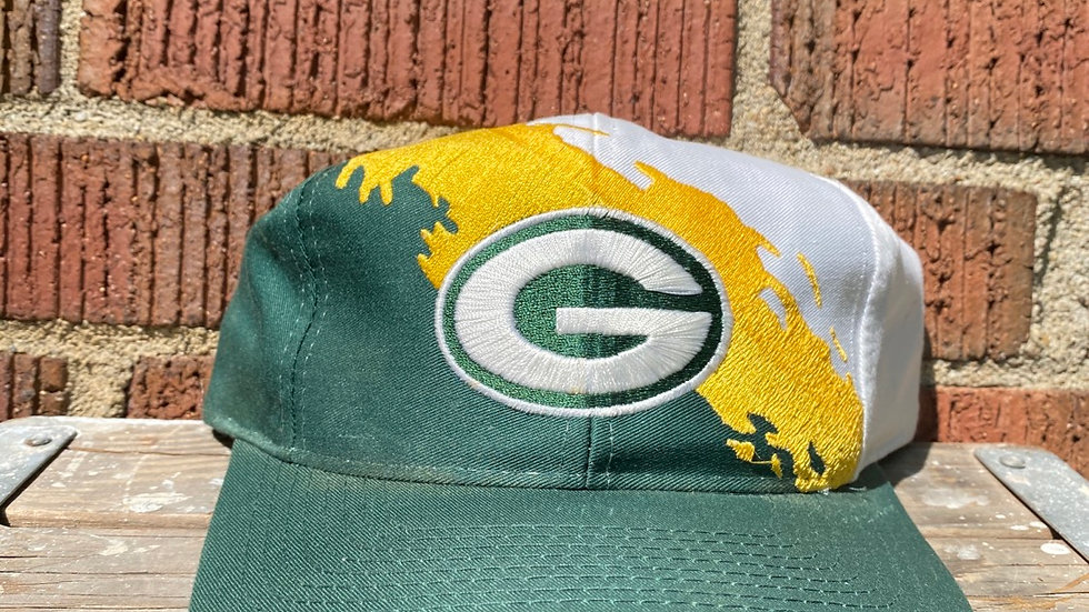 Green Bay Packers Splash Snapback