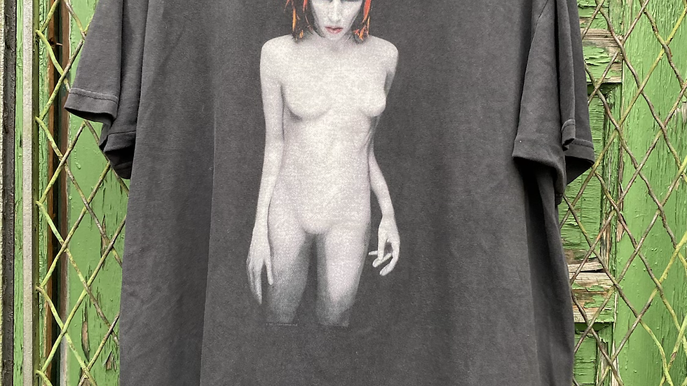 1998 Marilyn Manson Mechanical Animals T Shirt