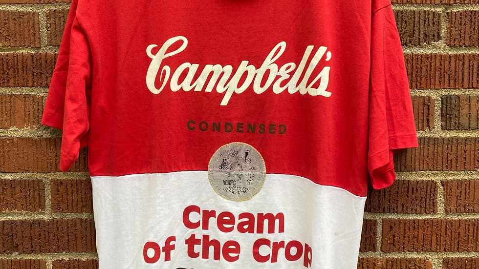 Cream Of The Crop Campbell's Tee