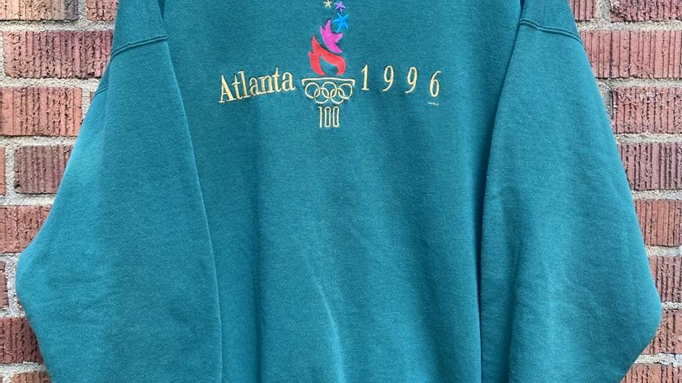 1996 Atlanta Olympic Crewneck