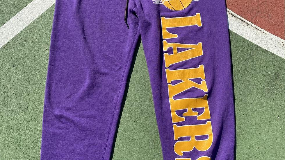 90's Lakers Sweatpants