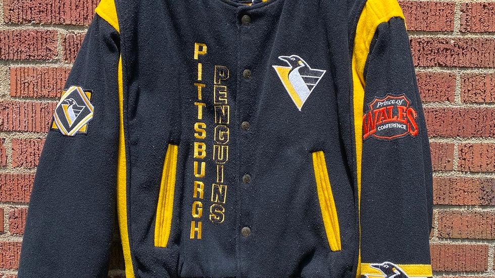Wool Penguins Grail Jacket