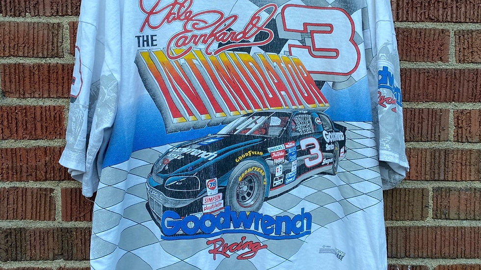 1995 Dale Earnhardt All Over Print