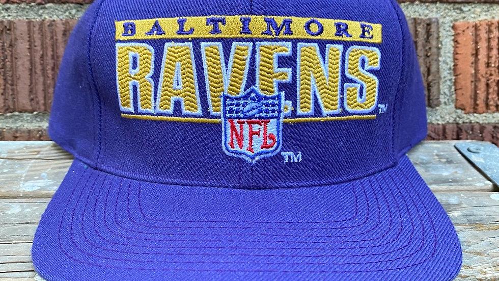 Ravens Sports Specialties Snapback