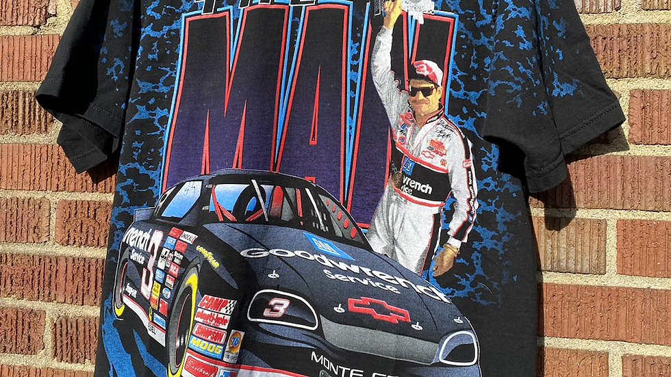"90's Dale Earnhardt ""The Man"" Tee"