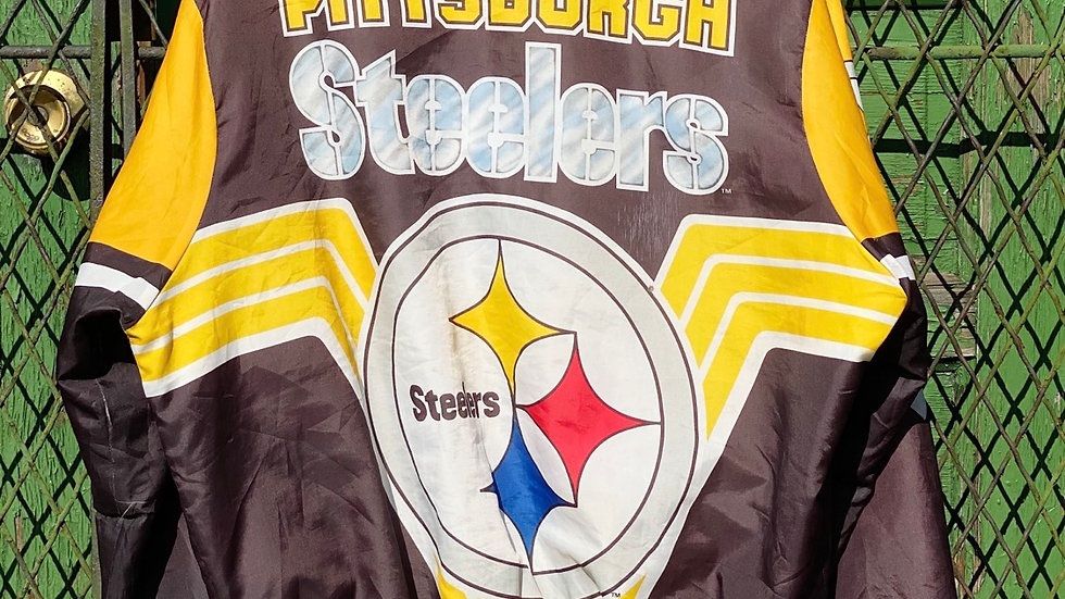 Steelers Chalkline Jacket