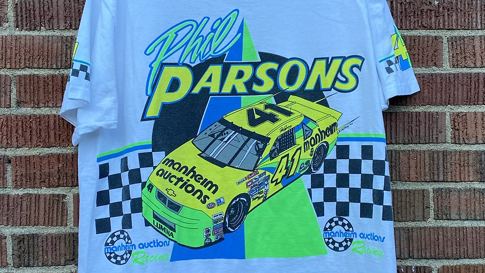 90's Phil Parsons All Over Print