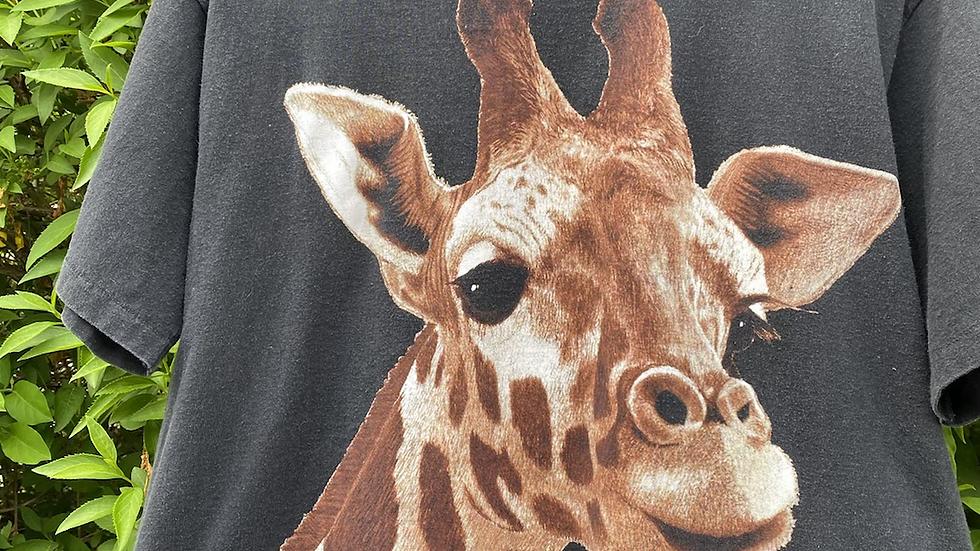 1994 Big Face Giraffe Tee