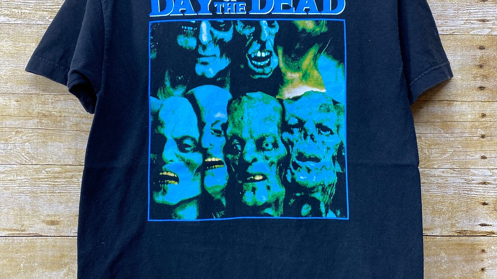 Day Of The Dead Movie Tee