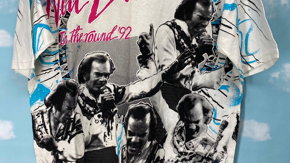 Neil Diamond All Over Print