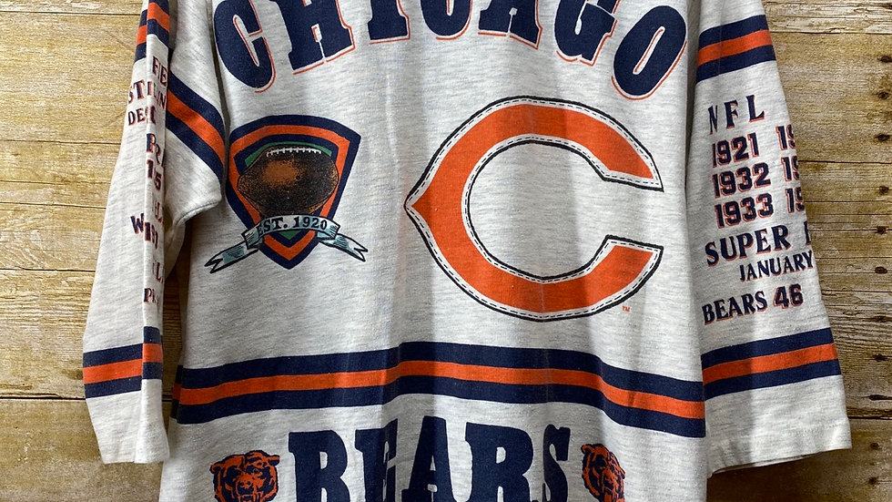 Chicago Bears Long Gone Tee