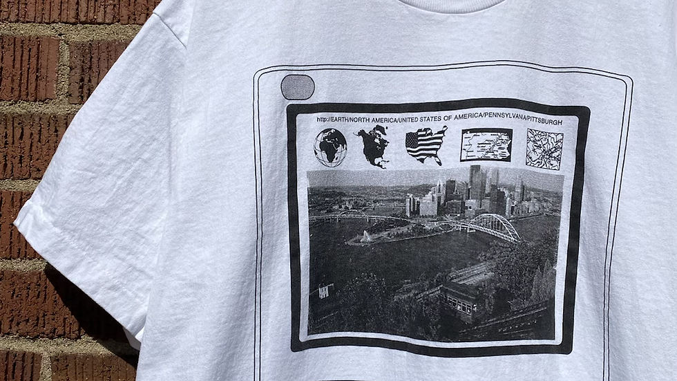 Find: Ultimate Place To Live Pittsburgh Tee