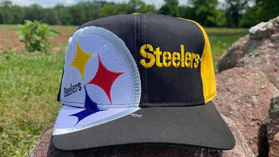 Steelers Side Logo Snapback