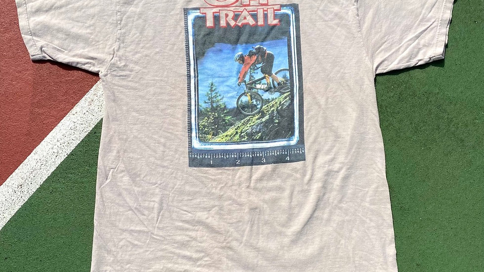 90's Off Trail Biking Tee