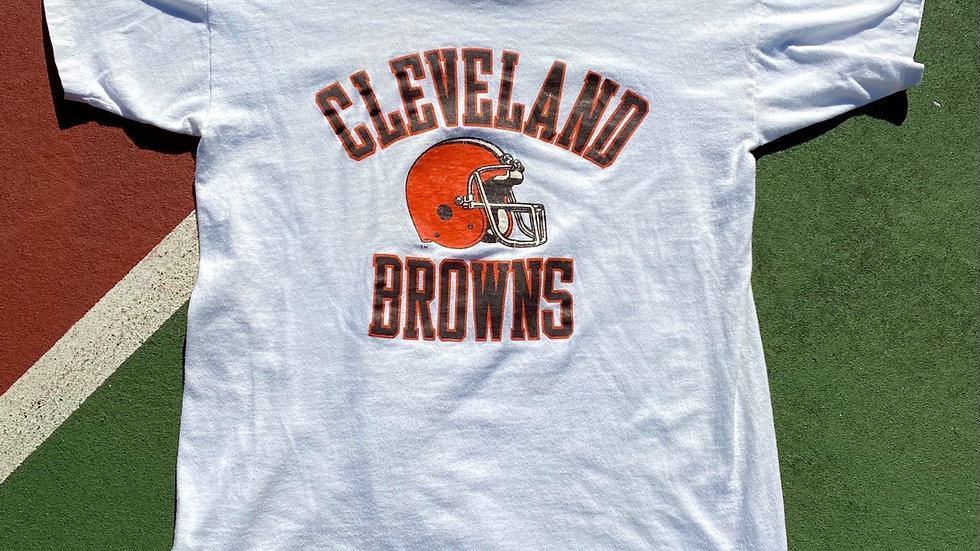 90's Large Cleveland Browns Champion Tee
