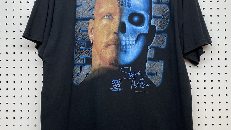 1997 Stone Cold Other Side Tee