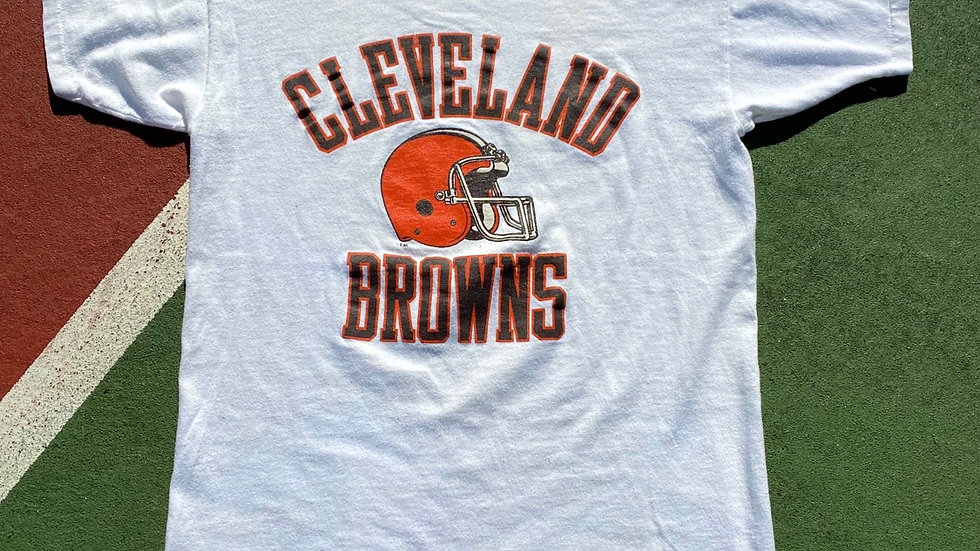 90's Medium Cleveland Browns Champion Tee