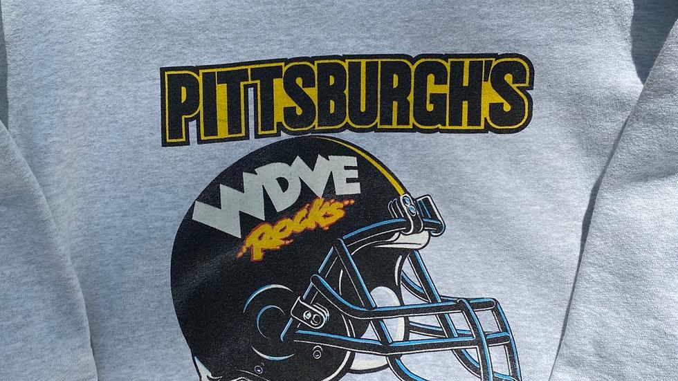 90's WDVE Crewneck Sweatshirt