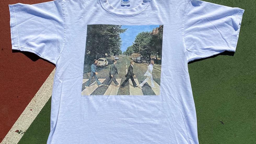 1990 Beatles Abbey Road Tee