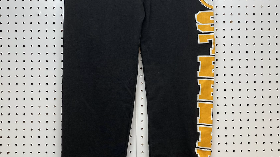 90's Steelers Spell Out Sweatpants