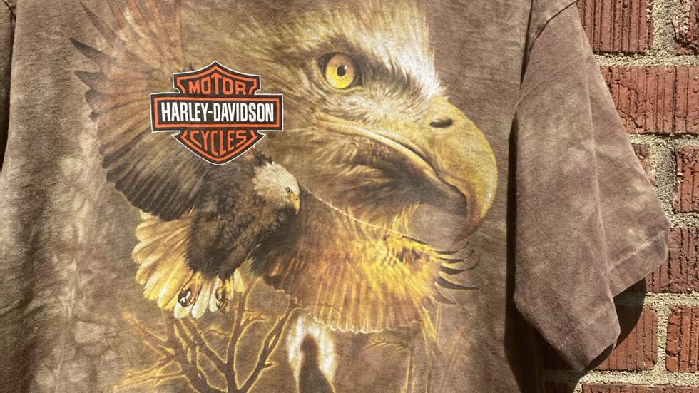 90's Harley Davidson Eagle Tee