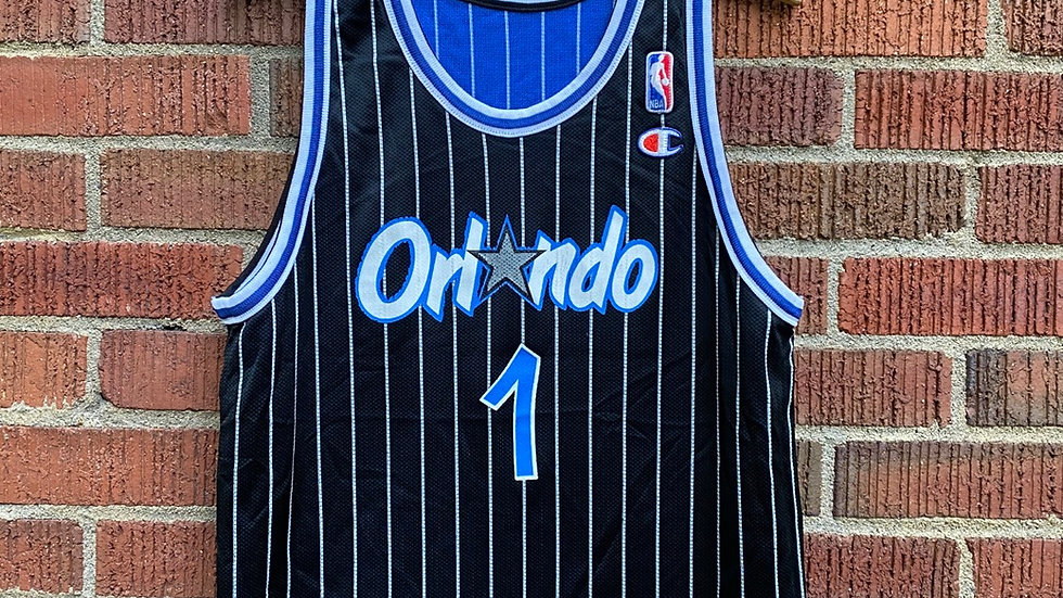 Penny Hardaway Orlando Magic Reversible Jersey Size Small