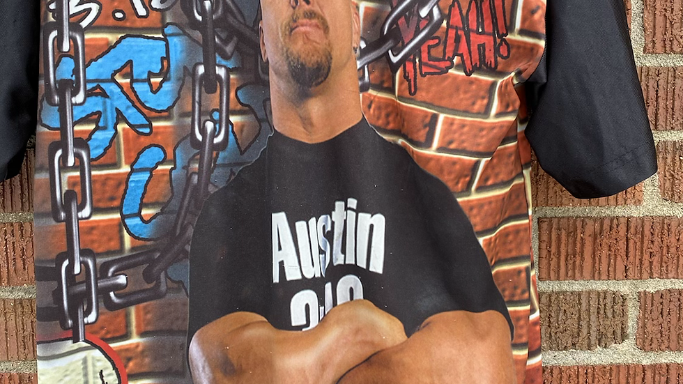 1999 Stone Cold Jersey
